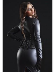 DYLAN Pantalon   Wetlook / Simili