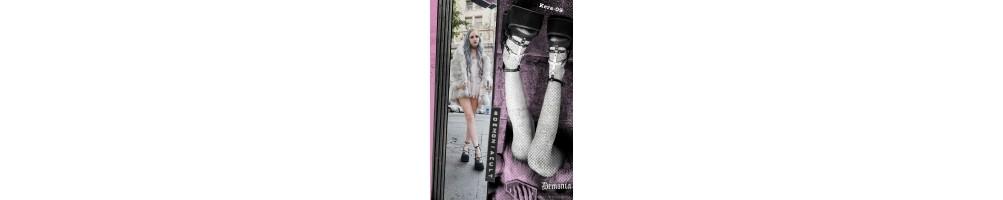 Femme Gothique ou Unisexe